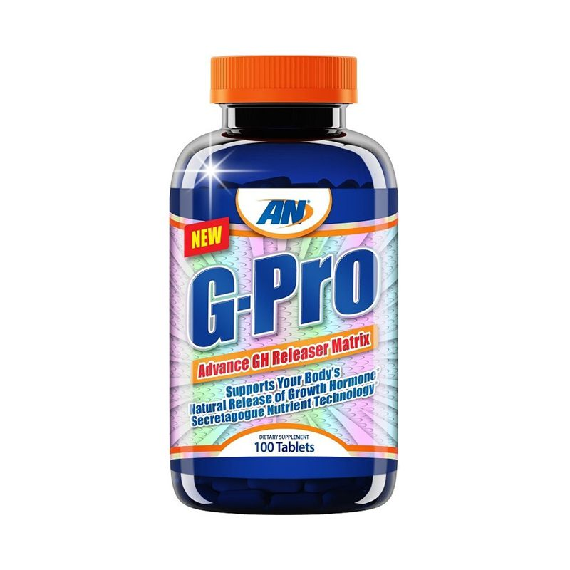 G-Pro - 100 Tabletes - Arnold Nutrition