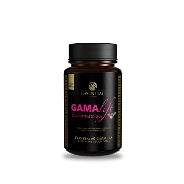 Gama Lift 60 cápsulas - Essential Nutrition