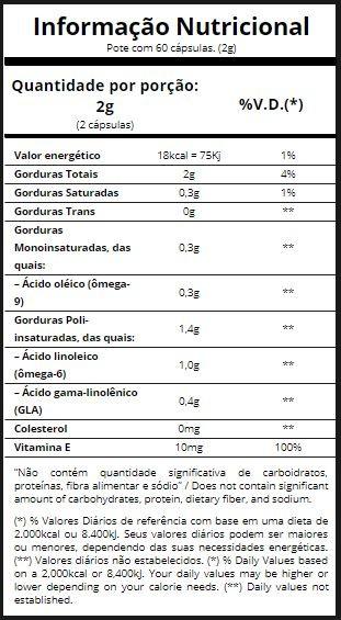 Gama Lift 60 cápsulas - Essential Nutrition
