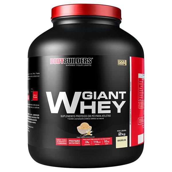 Giant Whey 2,2kg - Body Builders