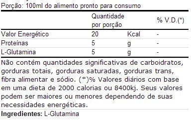 Glutamina 150 g - Body Action