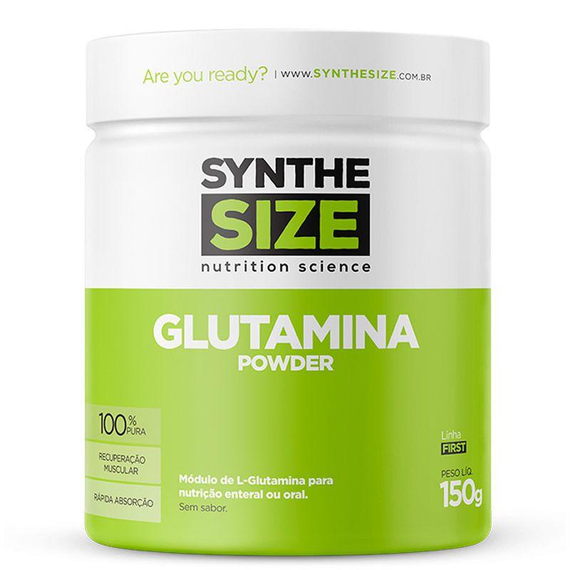 Glutamina 150g - Synthesize