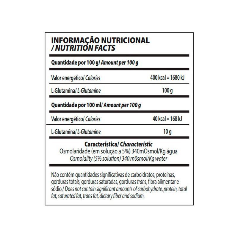 Glutamine - 1KG - Integral Médica