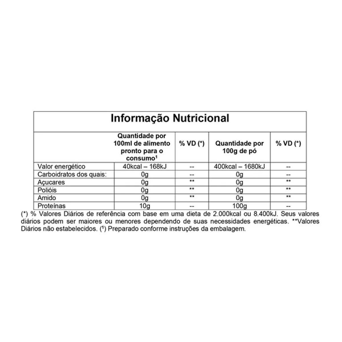 Glutamina 1kg - Vitafor