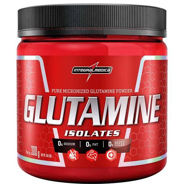 Glutamina 300 g - Integral Médica