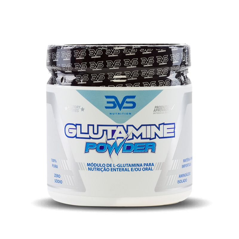 Glutamina Powder 300g - 3VS