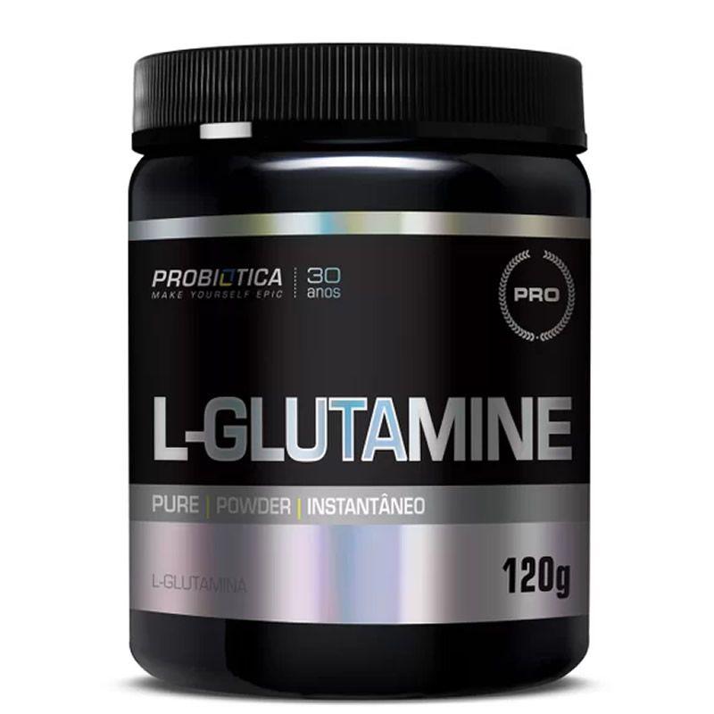 Glutamine 120g - Probiótica