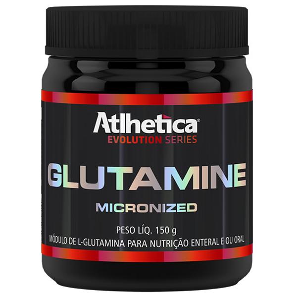 Glutamine Micronized 150 g - Atlhetica