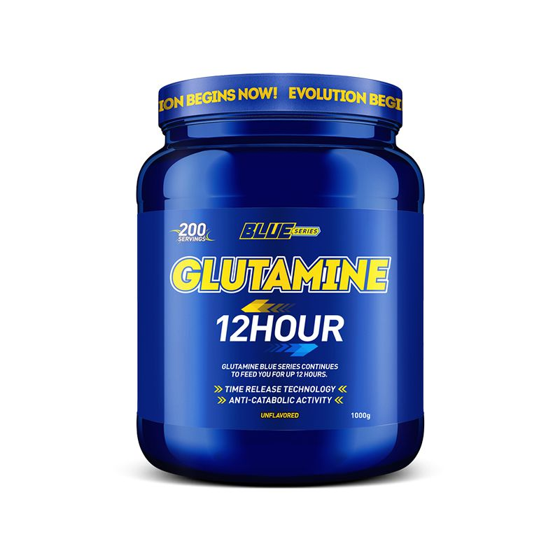 Glutamine-SR - 1kg - Blue Series