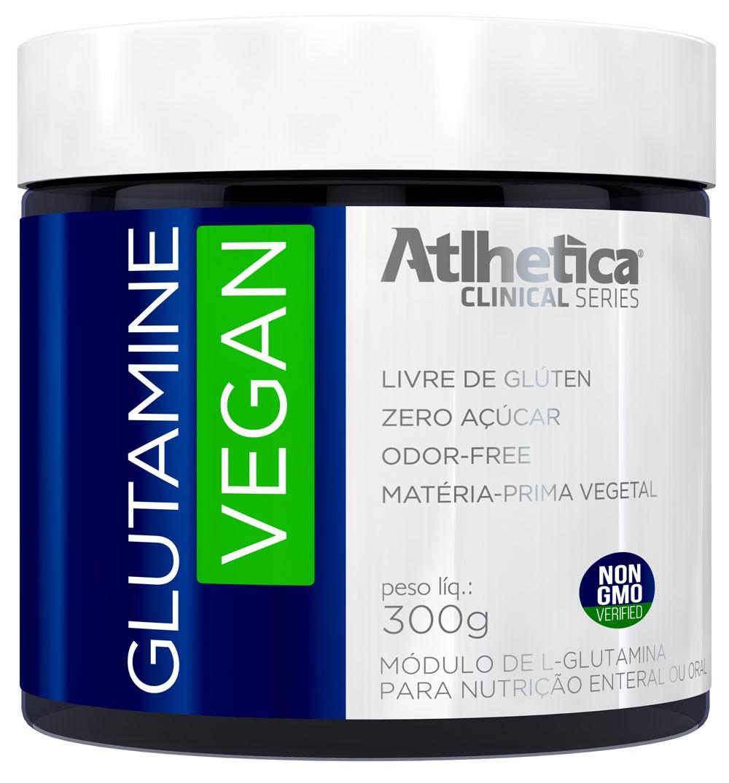Glutamine Vegan 300g - Atlhetica Nutrition
