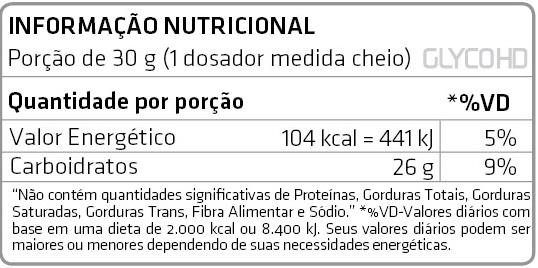 Glyco HD 1,2 Kg- Atlhetica