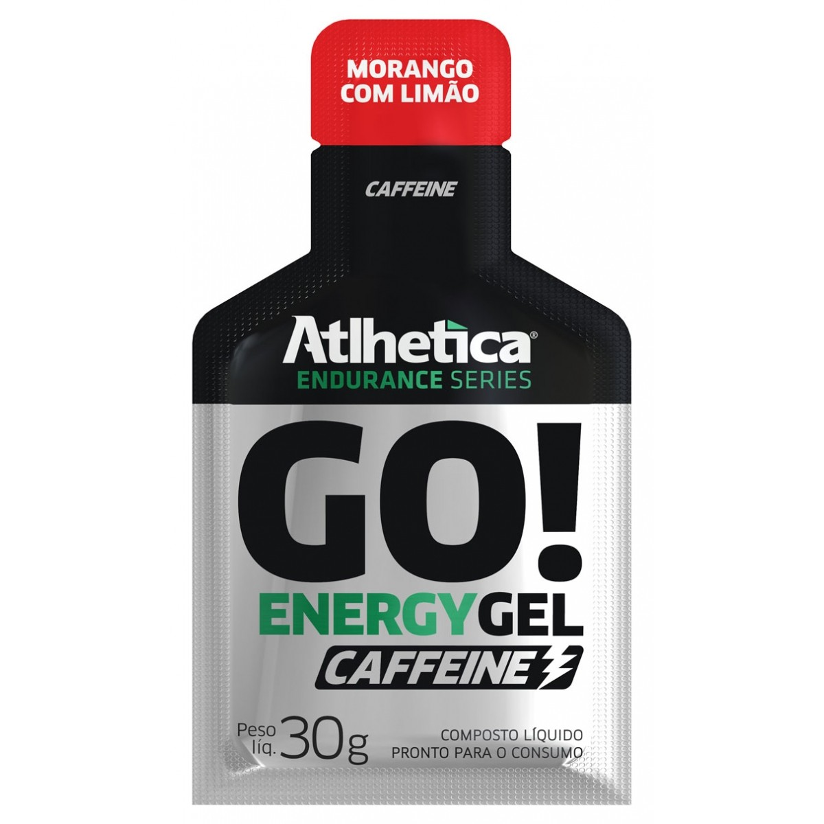 Go Energy Gel Caffeine - 10 saches/30g