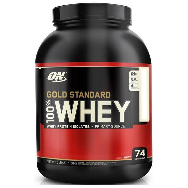 Gold Standard 2,2 Kg - Optimum Nutrition