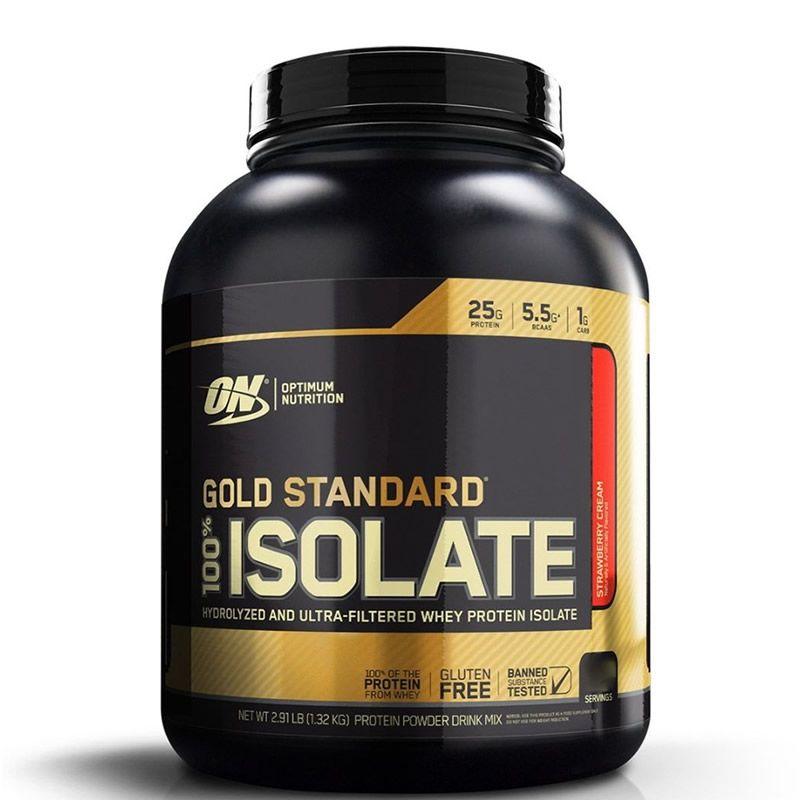 Gold Standard Isolate 2,3kg - Optimum Nutrition