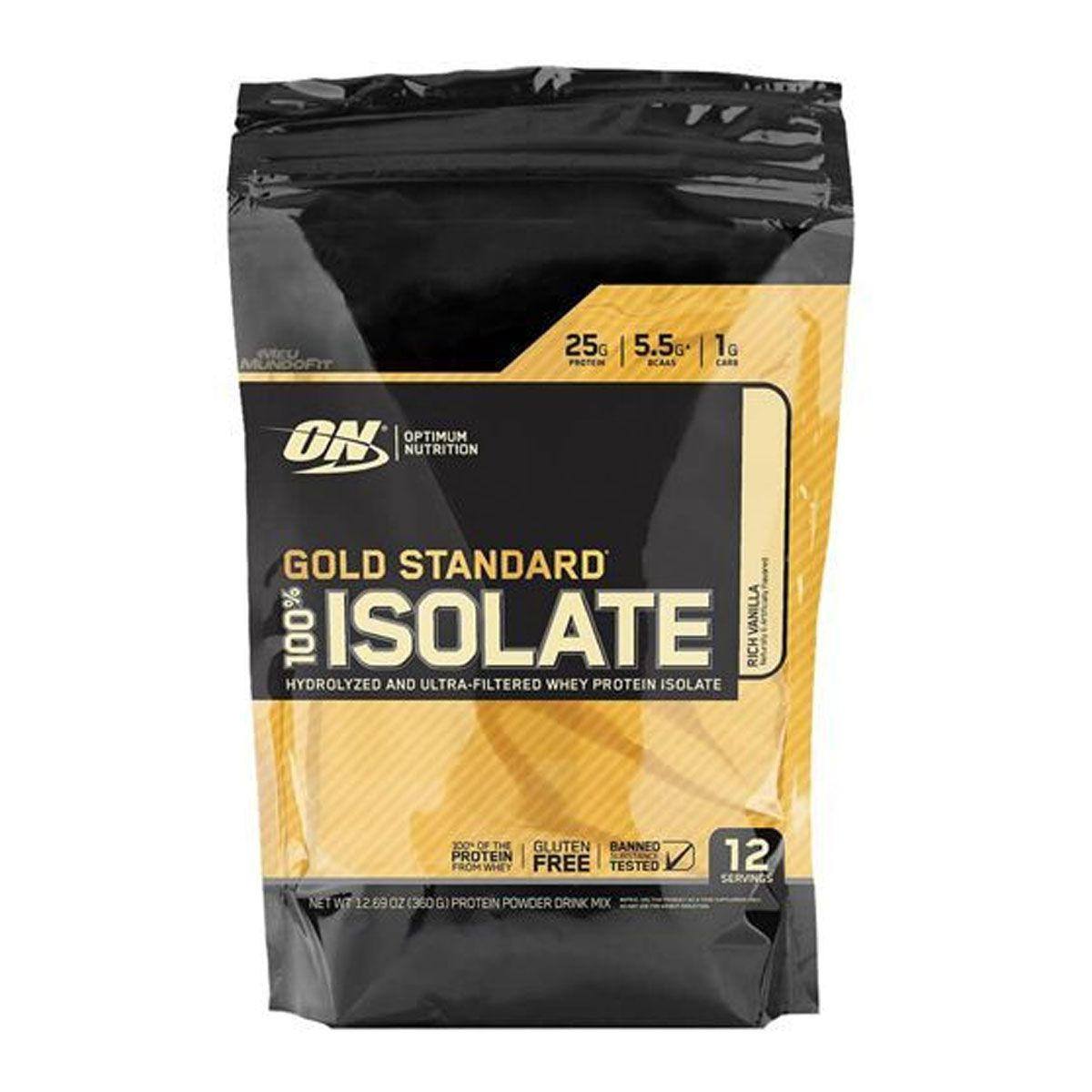 Gold Standard Isolate 360g - Optimum Nutrition