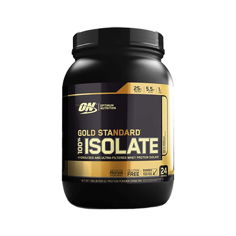 Gold Standard Isolate - 720g - Optimum Nutrition