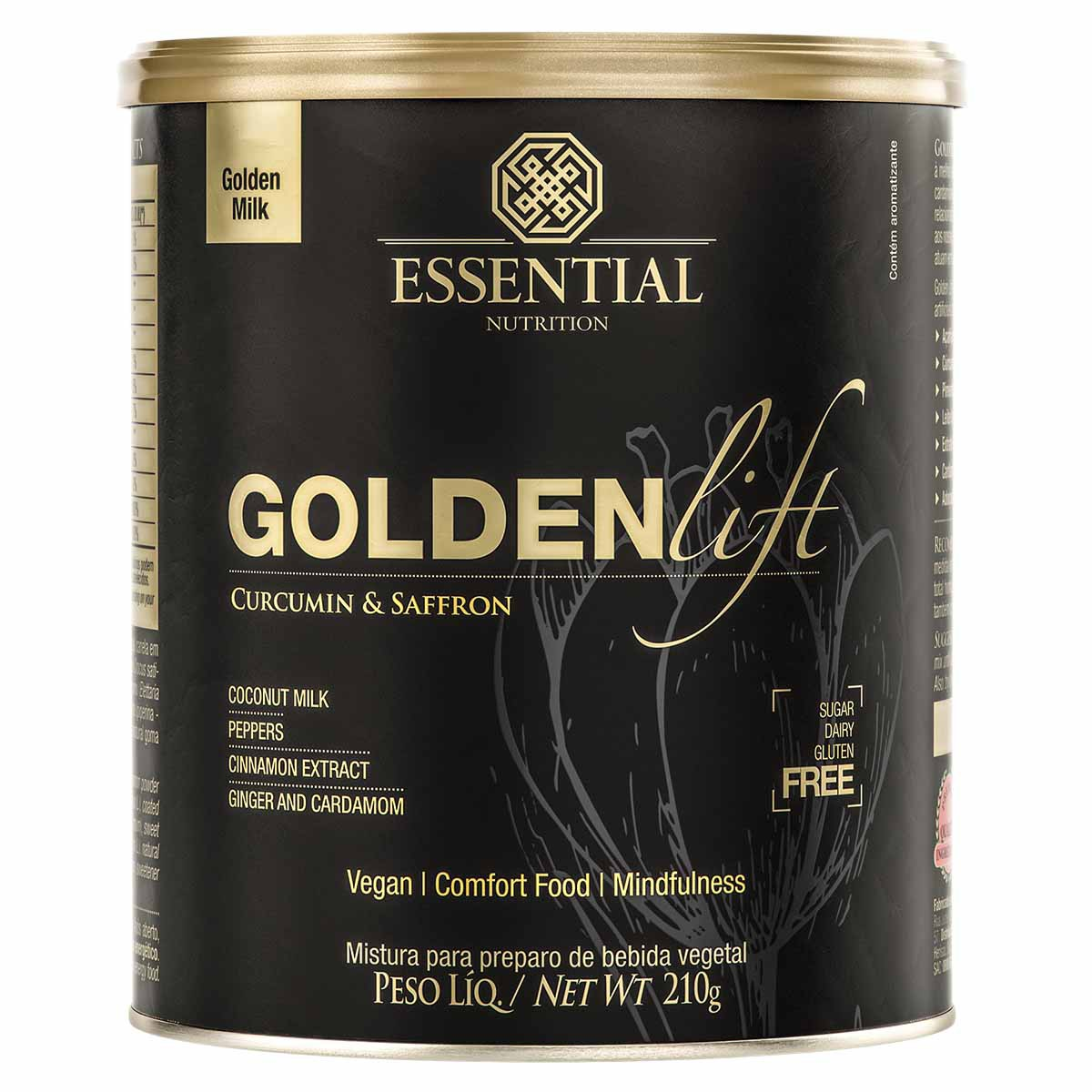 Golden Lift 210g - Essential Nutrition