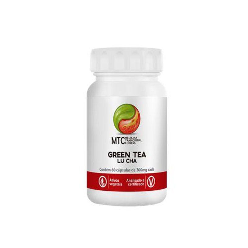 Green Tea - Lu Cha (60 cápsulas) - Vitafor