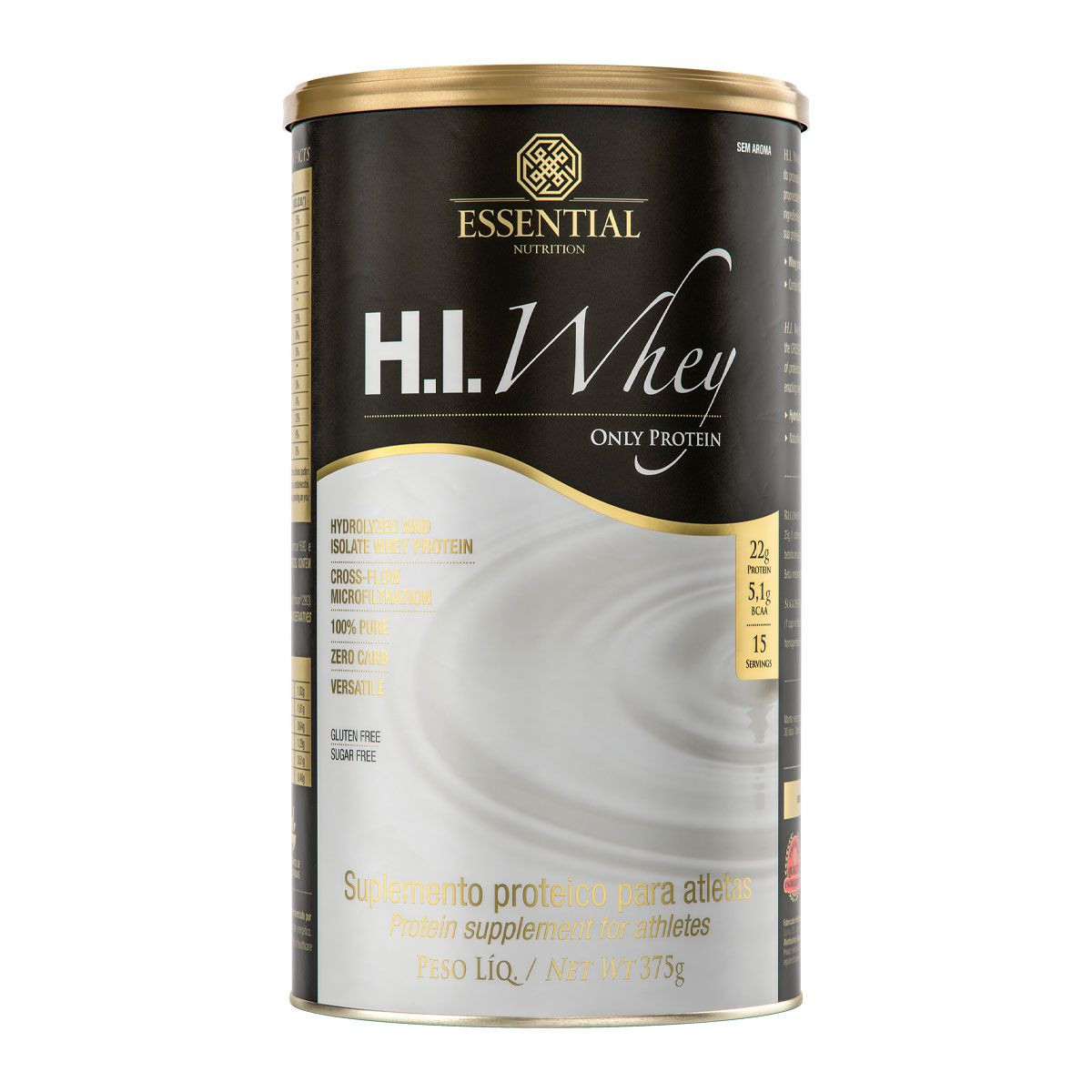 H.I. Whey 375g - Essential Nutrition