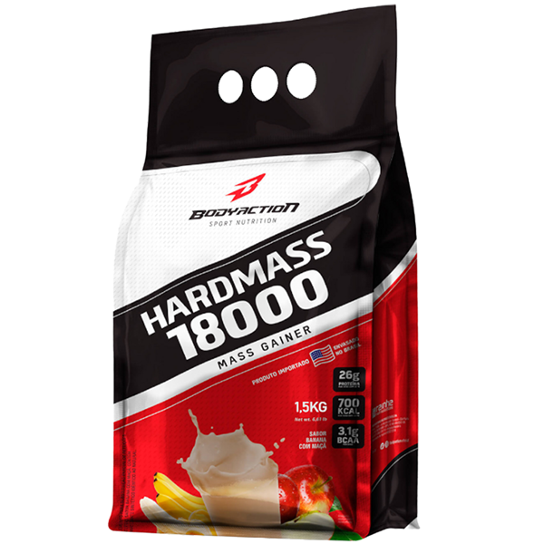 Hardmass 18000 1,5 kg - Body Action