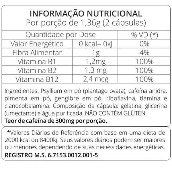 Healthy Cuts 90 Cápsulas - The One Supps