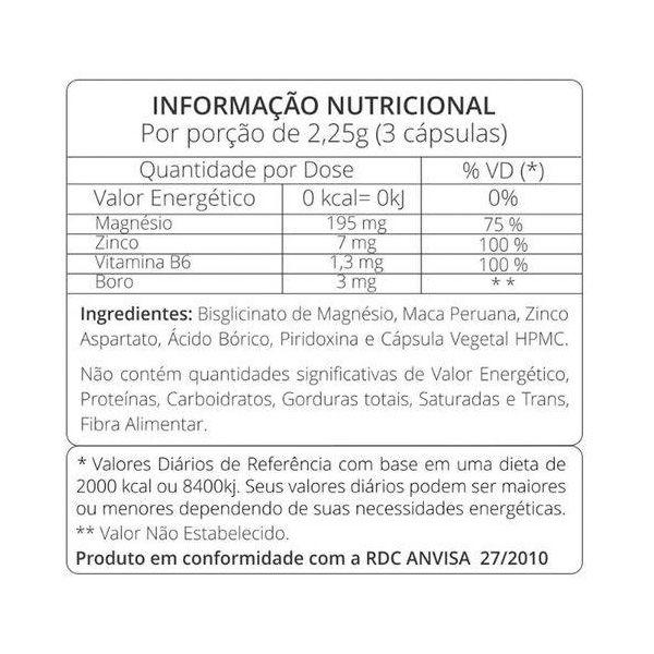 Healthy Vigor 90 Cápsulas - The One Supps