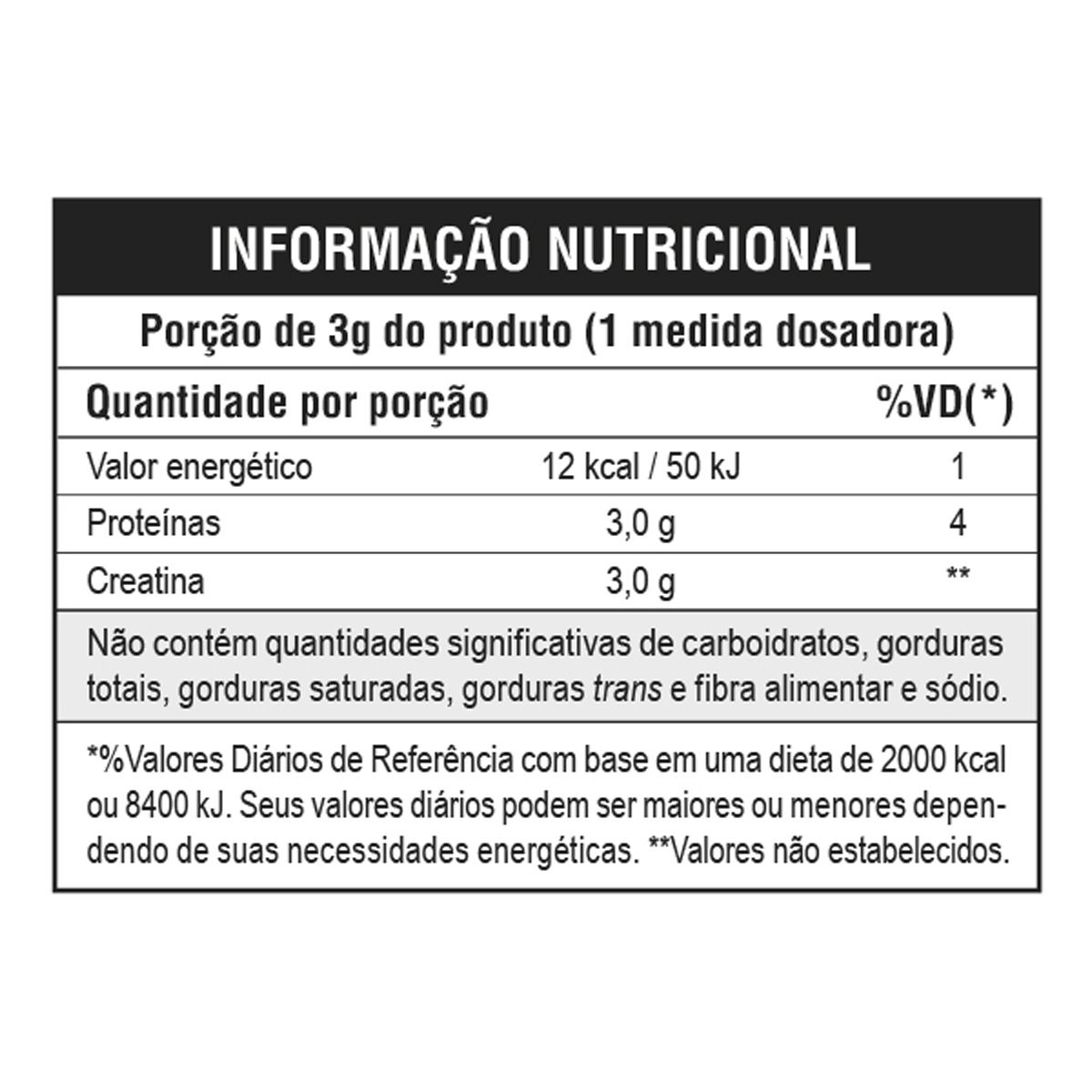 Hi-Crea Creatine 100% Micronized - 500g - Leader Nutrition