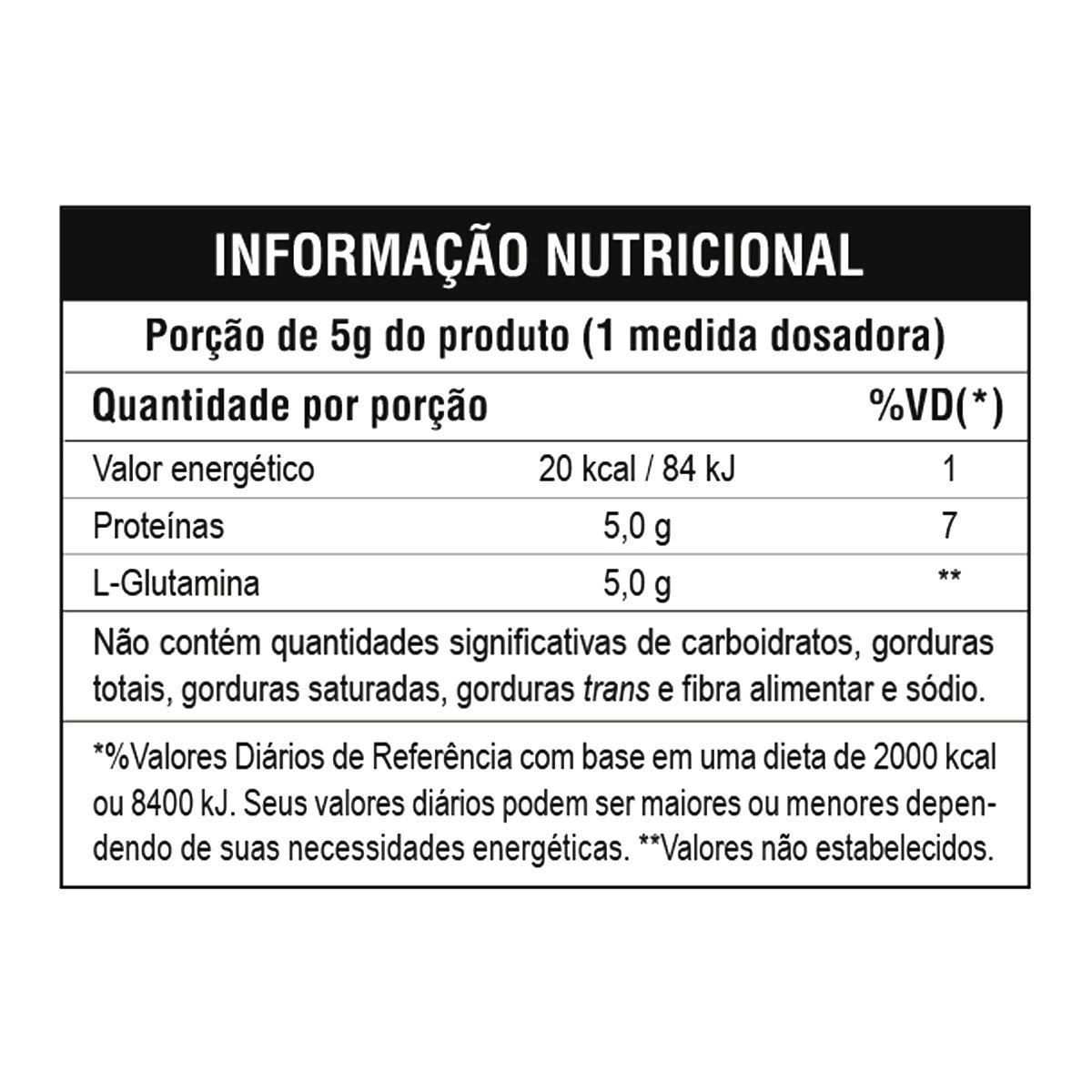 Hi-Gluta Micronized 100% Pure - 500g - Leader Nutrition