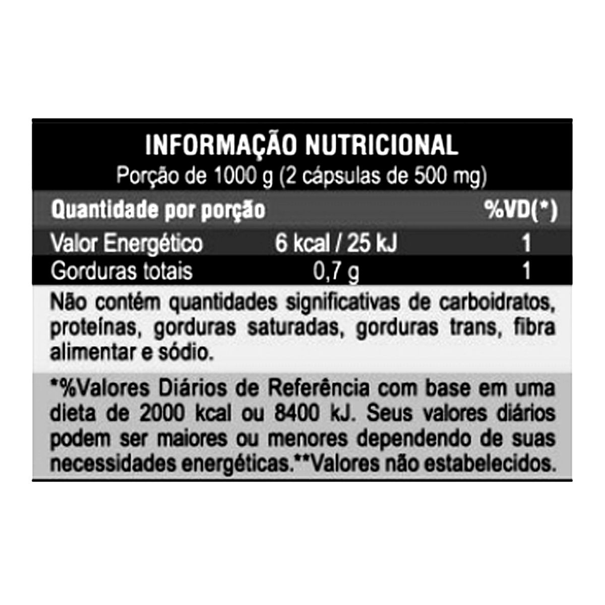 Hi-Lipo Caffeine - 30 Cápsulas - Leader Nutrition