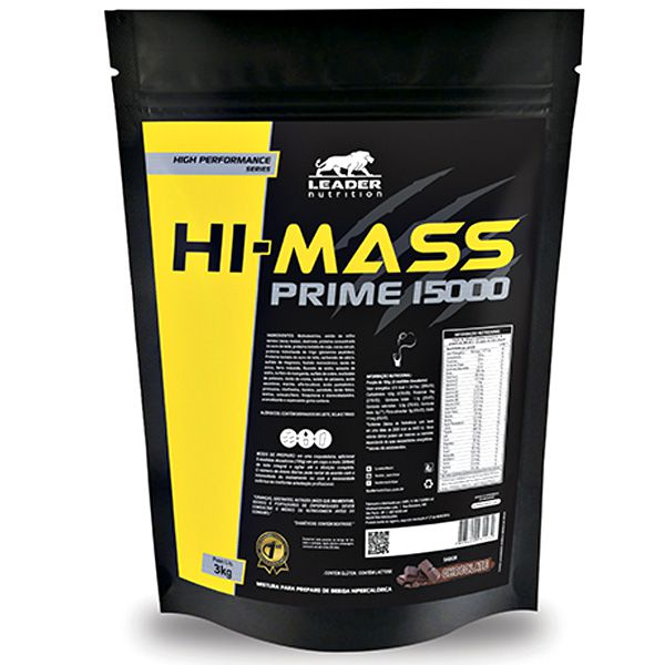 Hi-Mass Prime 15000 - Leader Nutrition