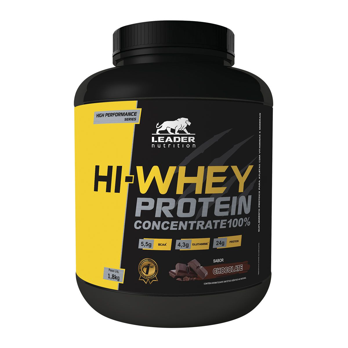 Hi-Whey Protein 1,8Kg - Leader Nutrition