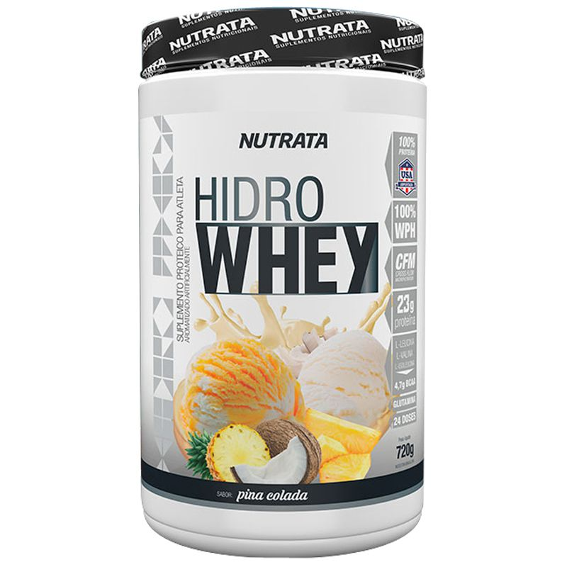 Hidro Whey - 720g - Nutrata