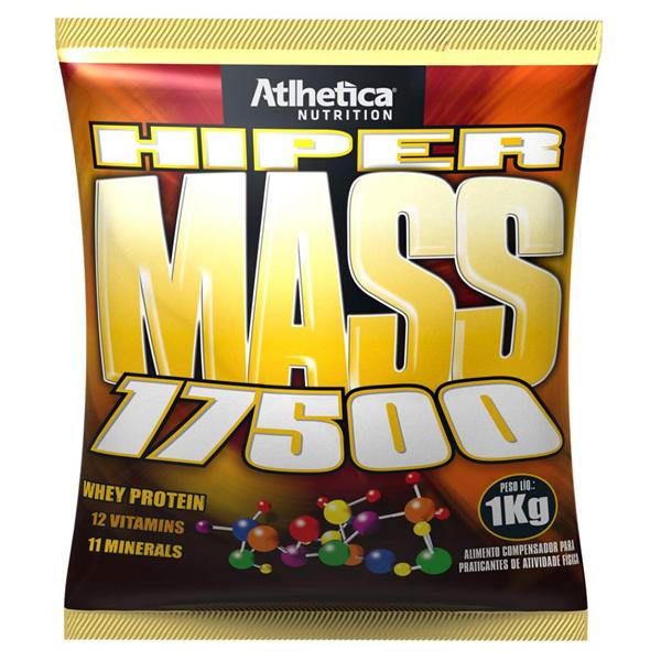 Hiper Mass 17500 1 Kg - Atlhetica