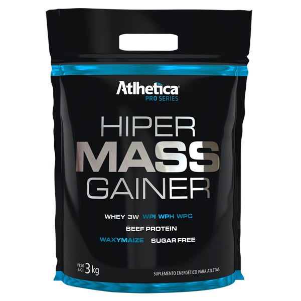Hiper Mass 3 Kg - Atlhetica