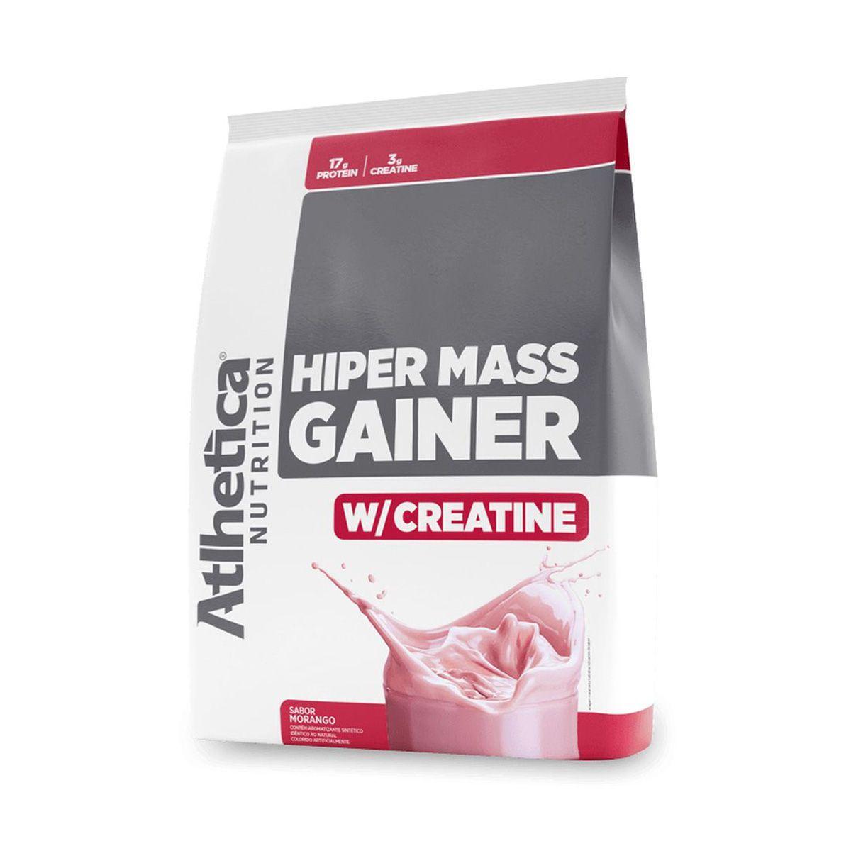 Hiper Mass Gainer 1,5kg - Atlhetica Nutrition