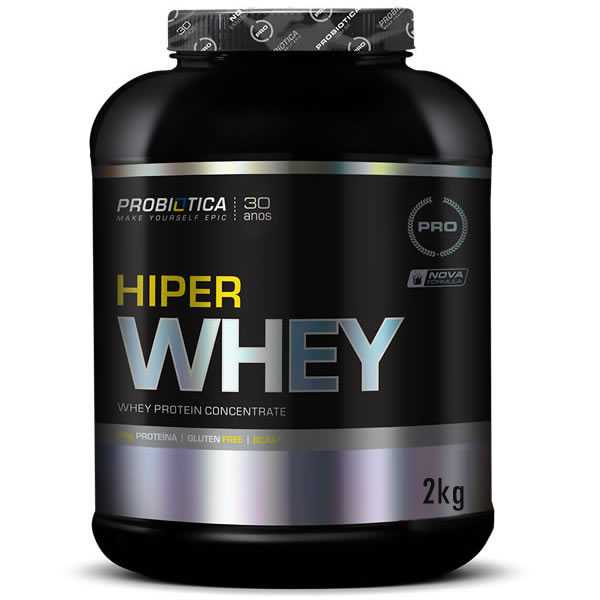 Hiper Whey 2 Kg - Probiótica