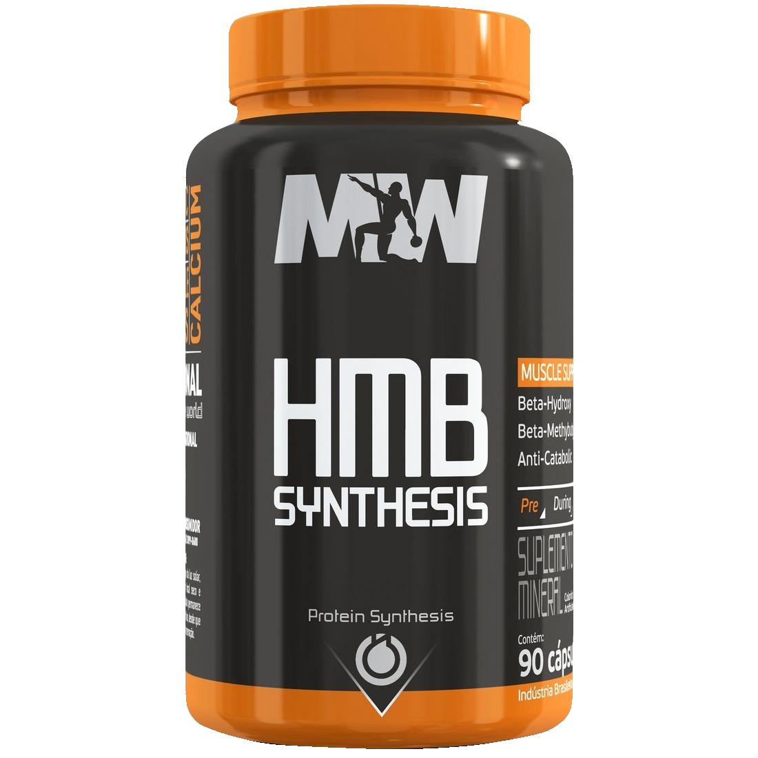 HMB synthesis 90 cápsulas - Midway