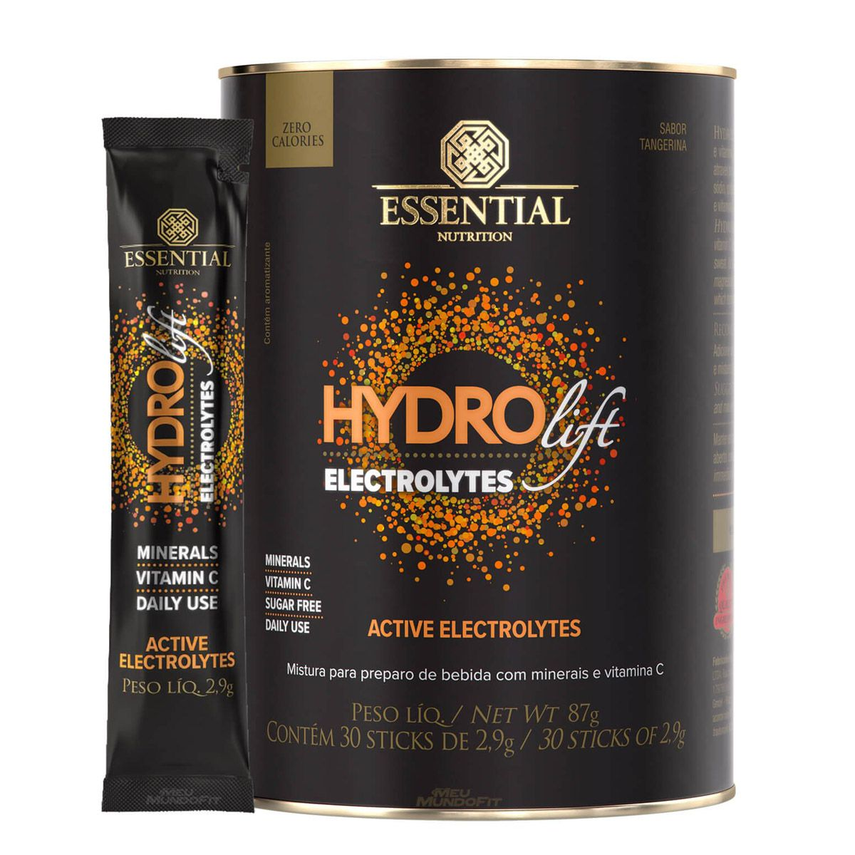 Hydrolift - 30 Sachês de 2,9g - Essential Nutrition