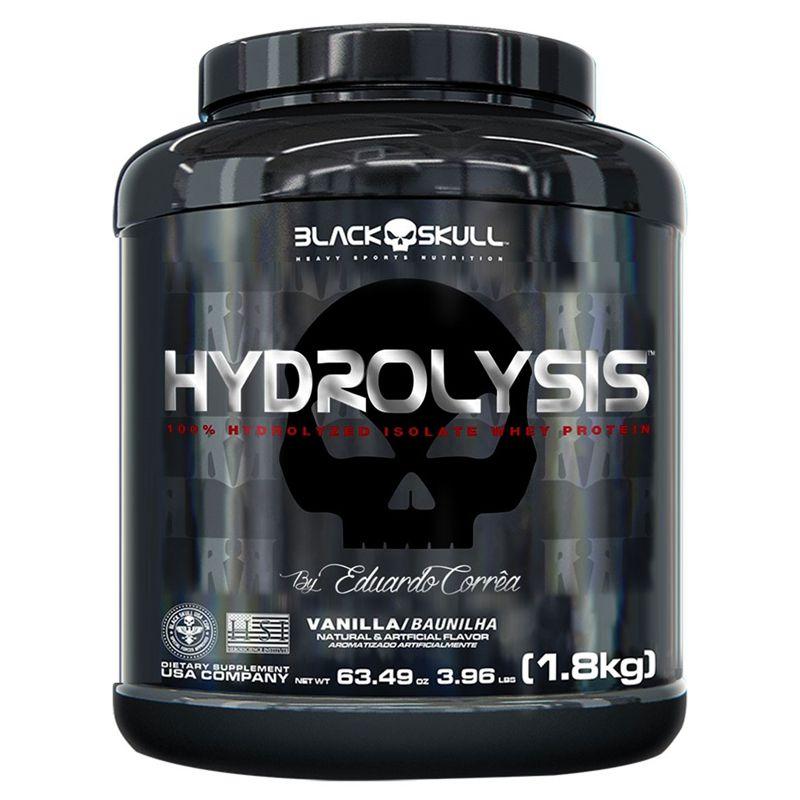 Hydrolysis - 1,8Kg - Black Skull