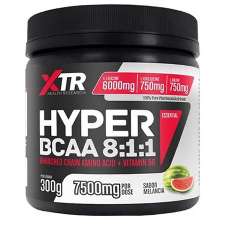 Hyper BCAA 8:1:1 7500MG 300g - XTR