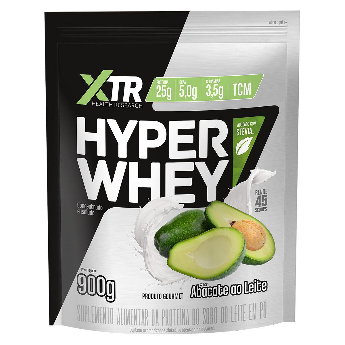 Hyper Whey 900g - XTR