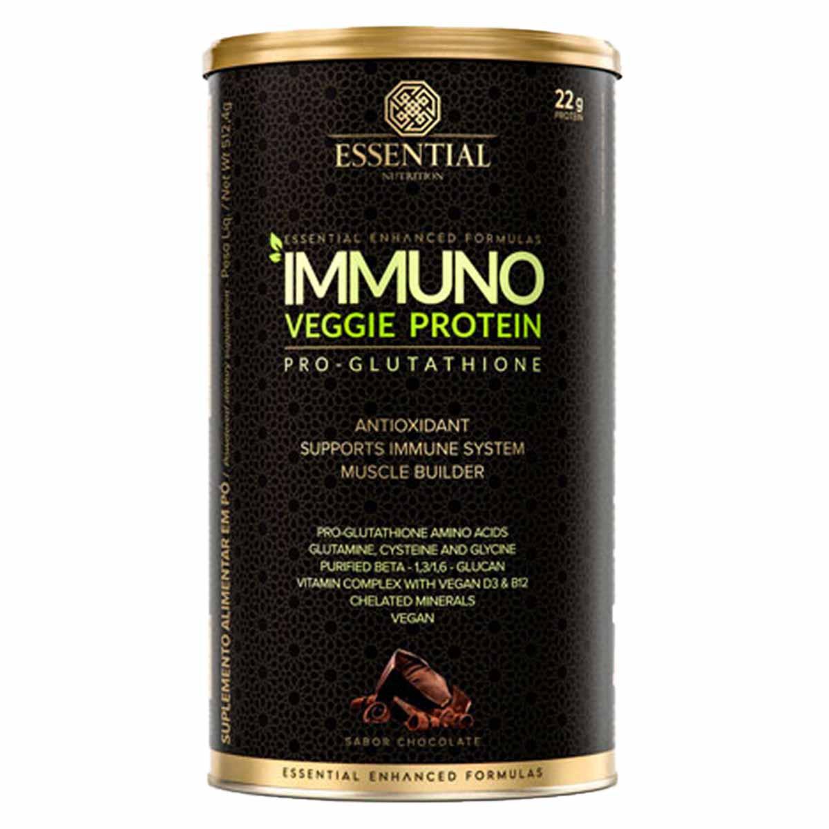 Immuno Veggie 510g - Essential Nutrition