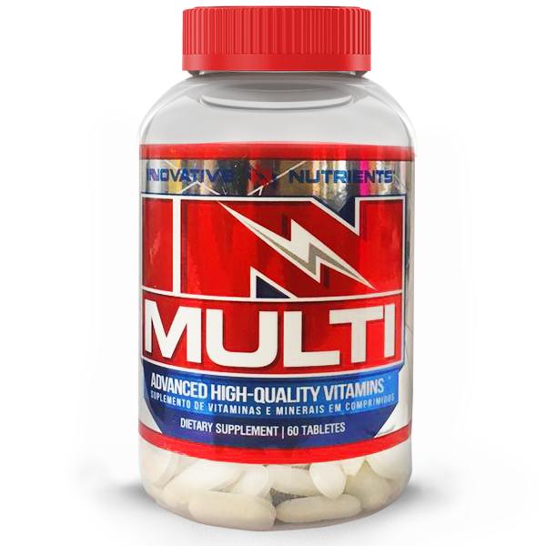 In Multi 60 Cápsulas - Innovative Nutrients
