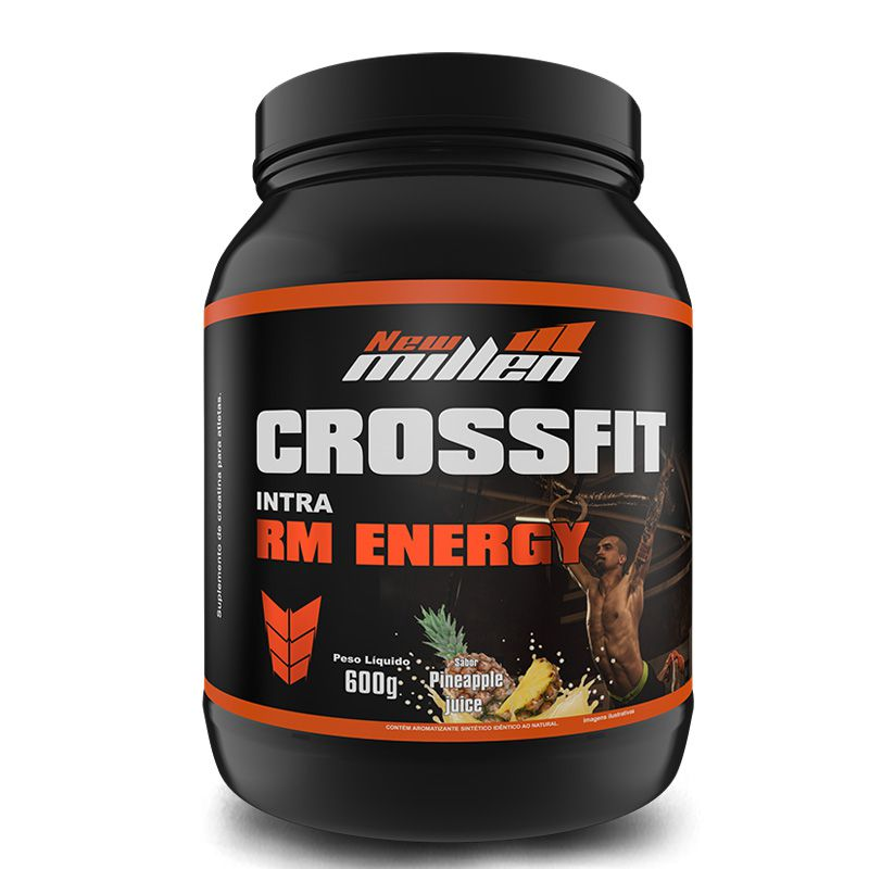 Intra RM Energy Crossfit 600g - New Millen
