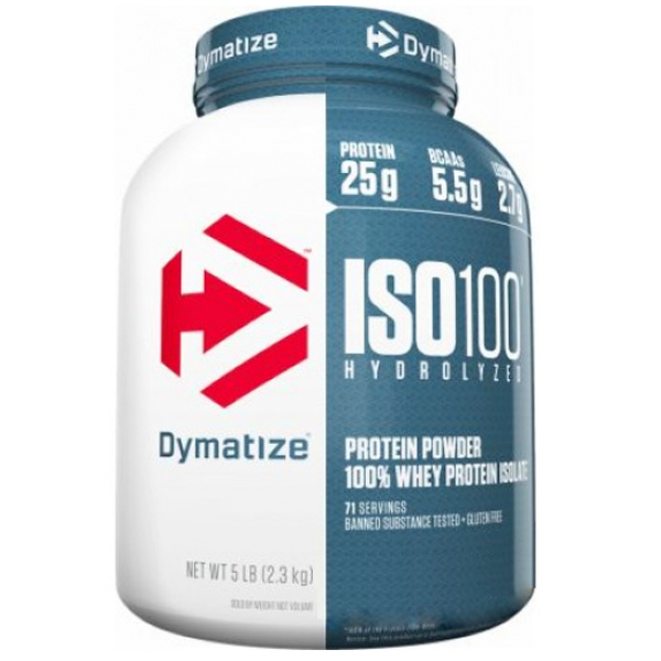 Iso 100 2,3 Kg - Dymatize