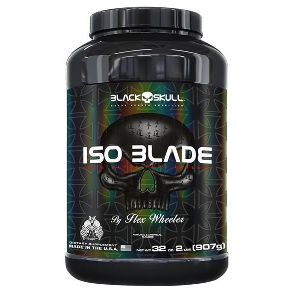 Iso Blade 907 Kg - Black Skull
