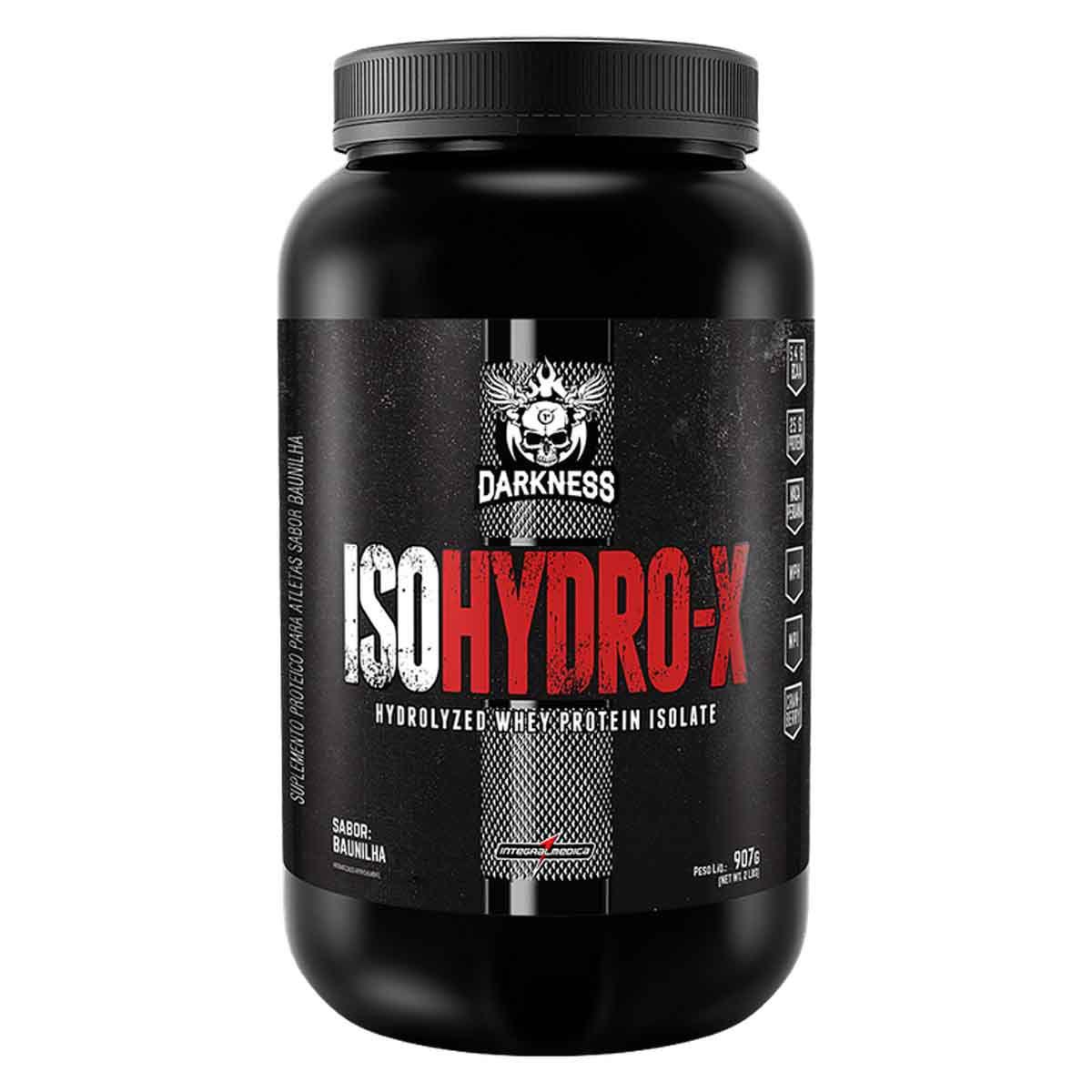 Iso Hydro-X 907g - Integralmedica