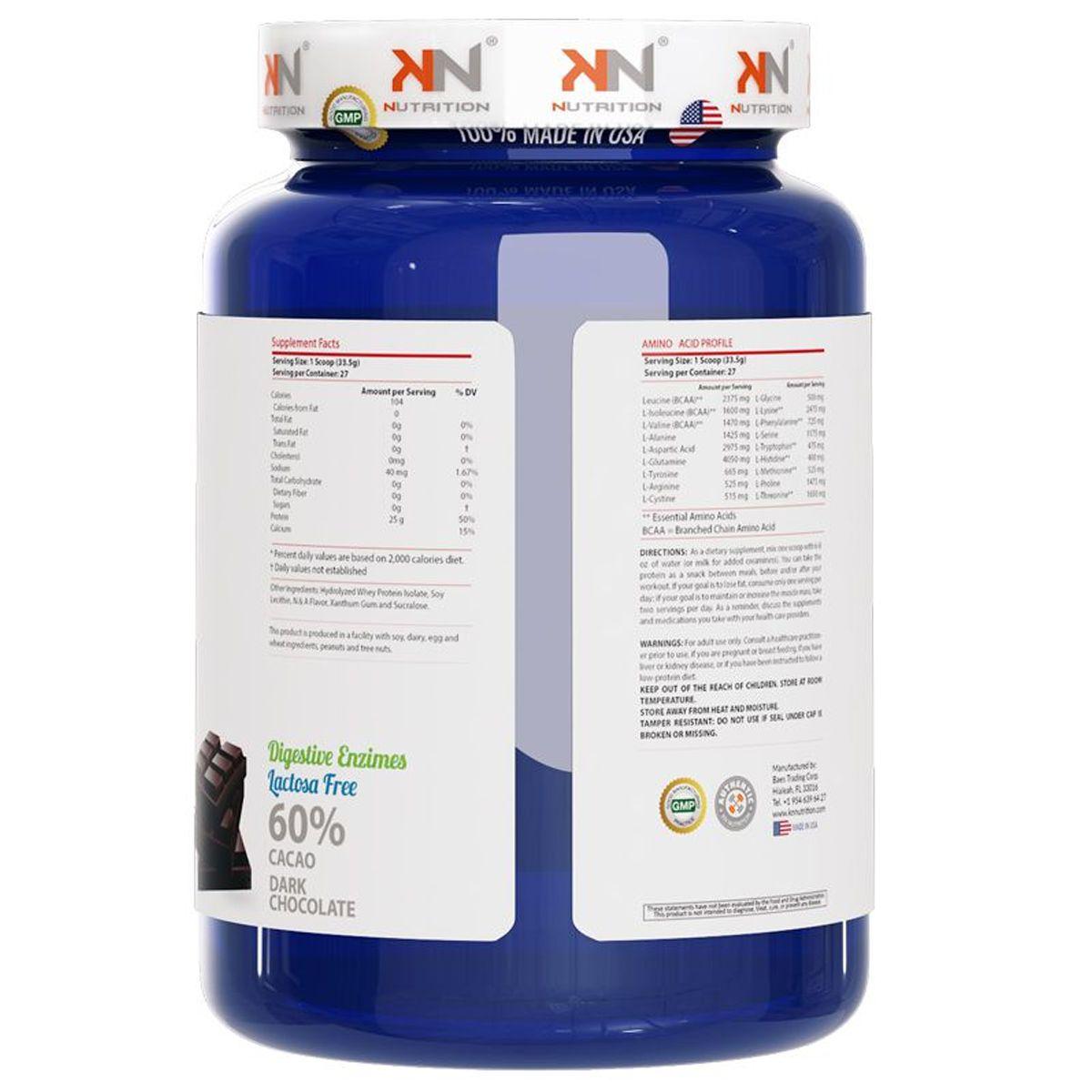 Iso-K - 900g - KN Nutrition