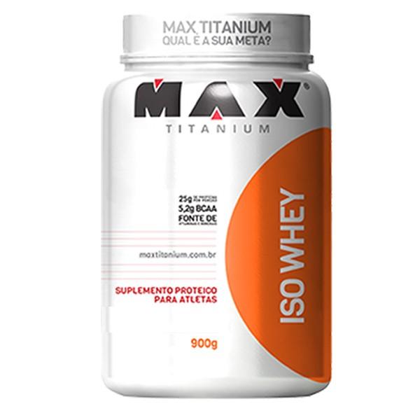 Iso Whey 900 g - Max Titanium