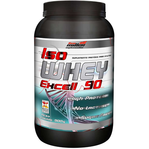 Iso Whey Excell 900 g - New Millen
